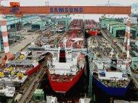 Samsung Heavy Industries bugüne kadarki en büyük siparişini aldı