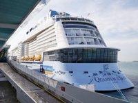 Yolcu gemisinde korona vakası tespit edildi, limana erken döndü