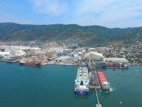 İzmit Körfezi'ndeki Rota Limanı, kapasitesini artırıyor