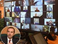 İMEAK DTO Aralık Ayı Olağan Meclis Toplantısı gerçekleştirildi
