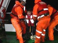 XIN QI SHENG 69 ve  OCEANA  konteyner gemileri çatıştı: 3 ölü, 5 kayıp