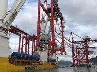 Yılport, Gemport Limanı için Lastikli Lazer Vinçleri satın aldı