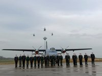 Meltem-3 Projesi'nde ilk P-72 Deniz Karakol Uçağı hizmete başladı