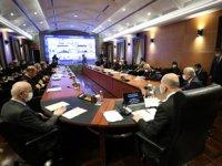 2020 Yılı Sahil Güvenlik Komutanlığı Komutanlar Toplantısı yapıldı