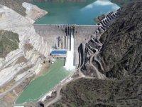 Çetin Barajı, ülke ekonomisine 40 milyon dolarlık katkı sağladı