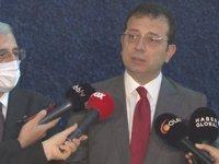 İBB Başkanı Ekrem İmamoğlu, İstanbul için su uyarısı yaptı