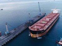 İskenderun Atakaş Limanı'nda yük rekoru kırıldı
