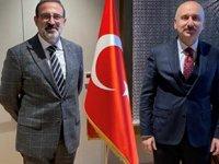 Özkan Poyraz, Ulaştırma ve Altyapı Bakanlığı'ndan emekli oldu