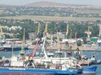 Kırım limanlarına yasa dışı giriş yapan 32 adet gemi hakkında tutuklama kararı alındı