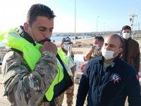 TSK, Libya ordusuna su altı savunma eğitimi verdi