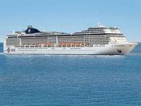 MSC Cruises, Yunanistan seyahatlerini 14 Şubat'a kadar erteledi
