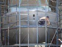 Ares Tersanesi'nin inşa edeceği 122 adet Sahil Güvenlik botunun üretimine başlandı