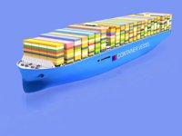 Çin, dünyanın en büyük konteyner gemilerini inşa edecek