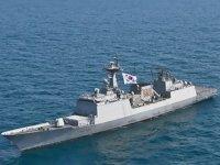 Güney Kore, Hürmüz Boğazı'na savaş gemisi gönderdi