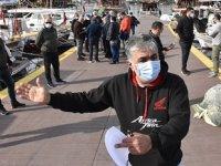 Bodrum'da tekne sahipleri iskele bağlama fiyatına tepki gösterdi