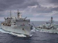 ABD Donanması, Kuzey Kutup Bölgesi'nde devriye nöbetlerine başlayacak