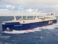 Christophe de Margerie LNG tankeri, yılın ilk rekorunu kıracak