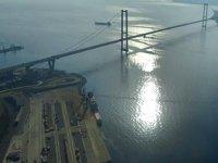 Denizi kirleten 6 gemiye 5 milyon 800 bin lira ceza kesildi