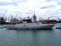 Test ve Eğitim Gemisi TCG Ufuk, bu yıl teslim edilecek