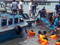Kongo'daki Tshopo Nehri'nde tekne battı: 25 ölü, 19 kayıp