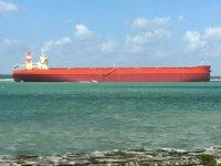Dökme yük gemisinin kaptanı, Hint Okyanusu'nda kayboldu