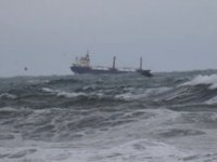 İnkumu'nda 'Arvin' isimli gemi battı: 4 mürettebat öldü