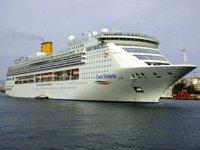 Costa Victoria kruvaziyer gemisi, söküm için Aliağa'ya gelecek