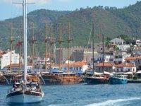 Muğla limanlarındaki fiyat artışı denizcileri memnun etti
