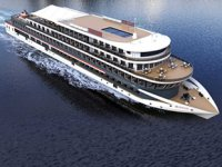 Çin'de inşa edilen tam elektrikli gemi, dünyanın en güçlüsü olacak