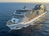 MSC Grandiosa, 24 Ocak'ta yeniden denizlere dönüyor