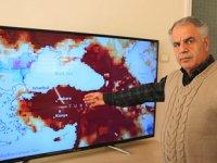 Melih Baki, 'Kuraklığa karşı yeraltı su havzaları koruma altına alınsın' çağrısı yaptı