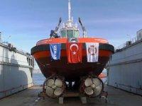 UZMAR Tersanesi, Kurtarma 13 römorkörünü denize indirdi