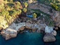 Muratpaşa Belediyesi, halk plajı için başvuru yaptı