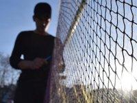 Batı Karadeniz'de balıkçılar hamsi avı için ağ atmayı bekliyor