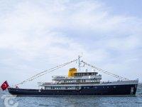 Turquoise Yachts, Blue II yatını teslim etti