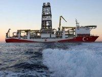 Fatih sondaj gemisi, Türkali-2 kuyusuna ulaştı