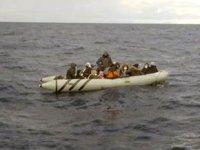 Muğla'da 21 düzensiz göçmen kurtarıldı