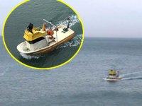 Batan 'Arvin' gemisinin kayıp 3 mürettebatını arama çalışmaları sürüyor