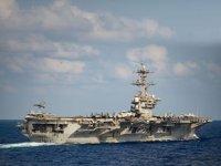 ABD, uçak gemilerini Güney Çin Denizi'ne gönderdi