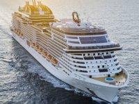 MSC Cruises, en yenilikçi ve çevreci gemisi MSC Virtuosa'yı teslim aldı