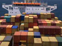 MSC Aries gemisi, Pasifik Okyanusu'nda 41 konteyner kaybetti