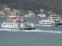Bozcaada ve Gökçeada'ya tüm feribot seferleri iptal edildi