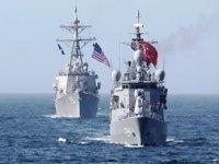 Türk ve ABD Deniz Kuvvetleri, Karadeniz'de ortak eğitim gerçekleştirdi