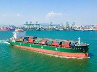 Zhonggu Logistics, Yangzijiang'a 10 adet konteyner gemisi sipariş verdi