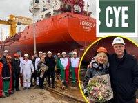 CYE Petrol, yeni tankeri M/T TOMRIS-E'yi filosuna kattı