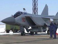 Rus Donanması'na ait ağır deniz karakol uçağı acil iniş yaptı