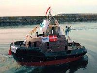 Med Marine, Svitzer'in ikinci römorkörünü de denize indirdi