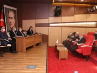 Hopa'da 'Gümrüklerde İş Takibi' toplantısı gerçekleştirildi