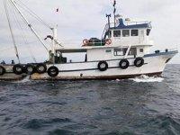 Sinop'ta tekne denetiminde 39 bin TL ceza kesildi