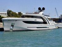 Antalya'da 20 yılda 442 adet lüks yat denize indirildi